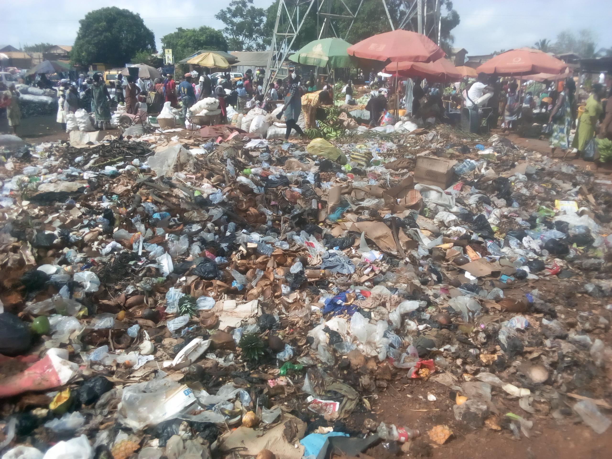 Severe Water and sanitation Danger  Looms Sunyani – SYDA