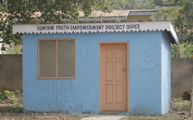 Sunyani Traditional Council releases land for Youth Development Centre